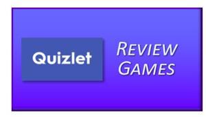 Quizlet Button