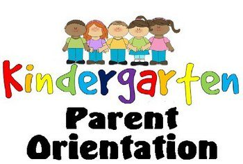 Kindergarten Parent Orientation in Ballston Spa