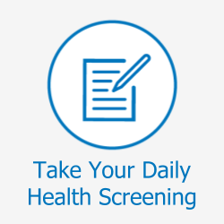 Daily Health Screenings for all Students