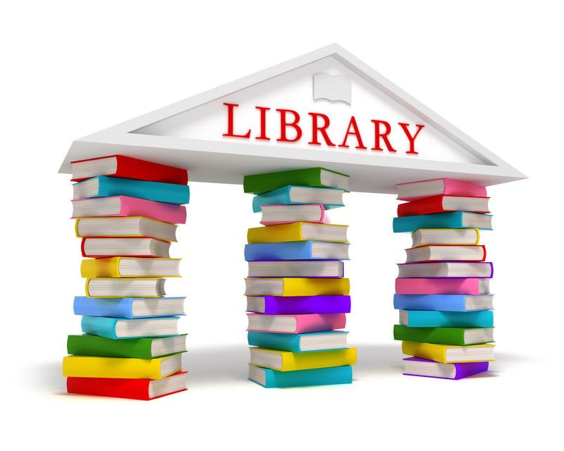 Milton Terrace Library Program