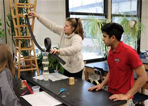 Students Explore Science & Engineering